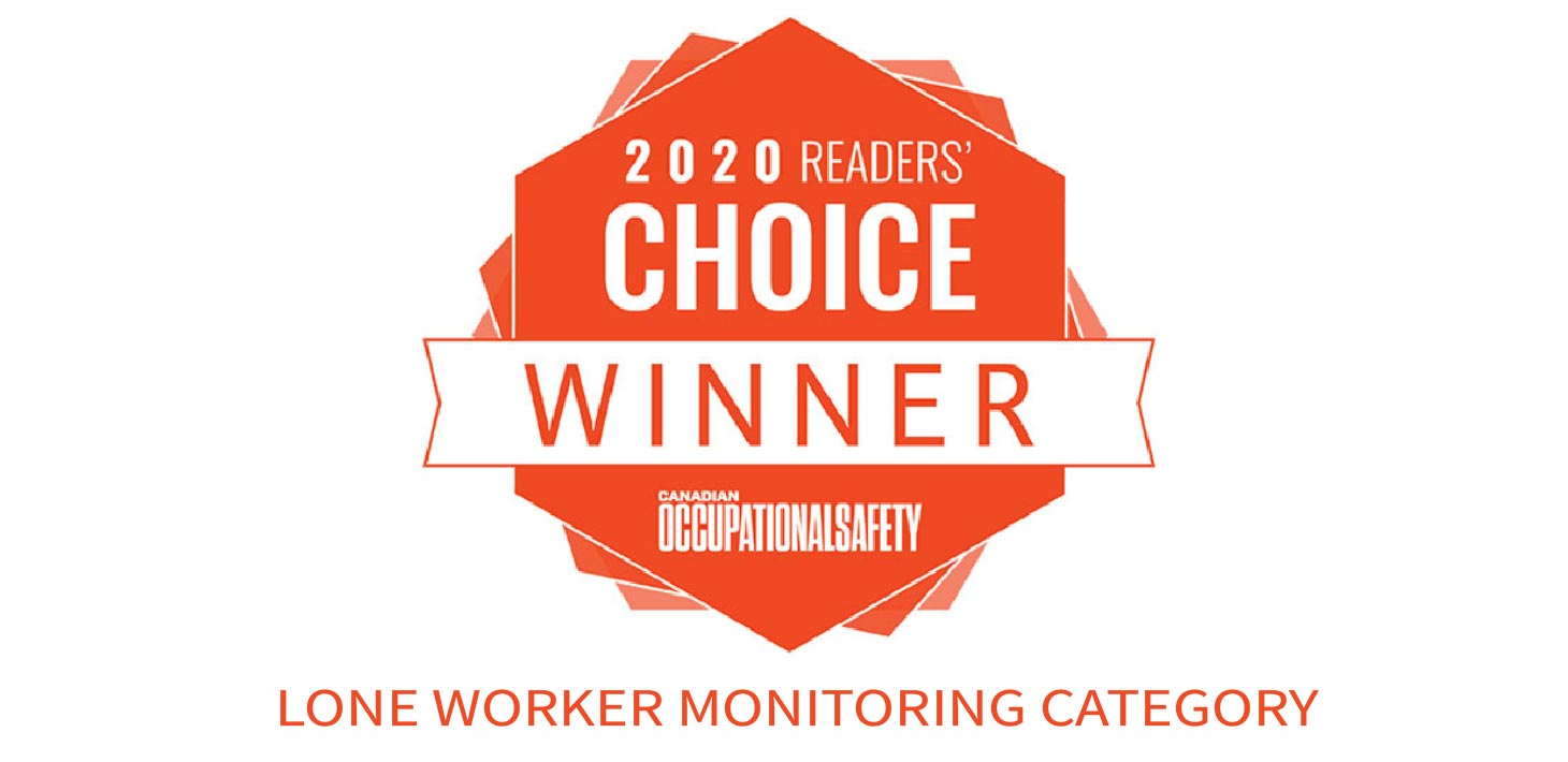 lone worker monitoring award COS magazine