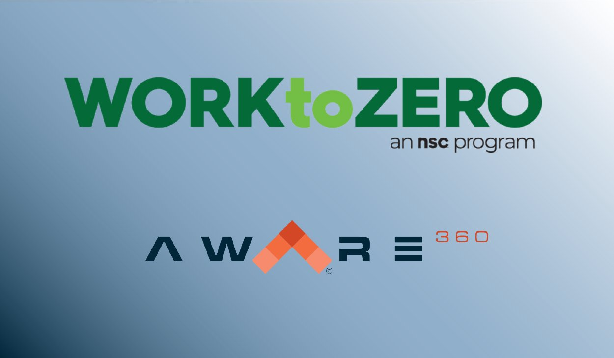 aware360 work to zero council